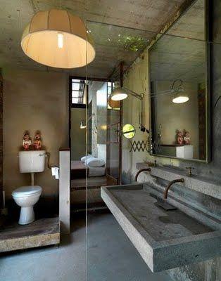 Sekeping Tenggiri By Seksan Design Minimalist House Design House Design Washroom Design