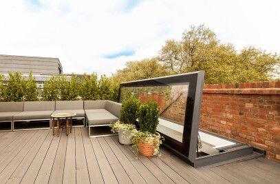 GV Sliding Box Rooflights by Glazing Vision Europe | Archello