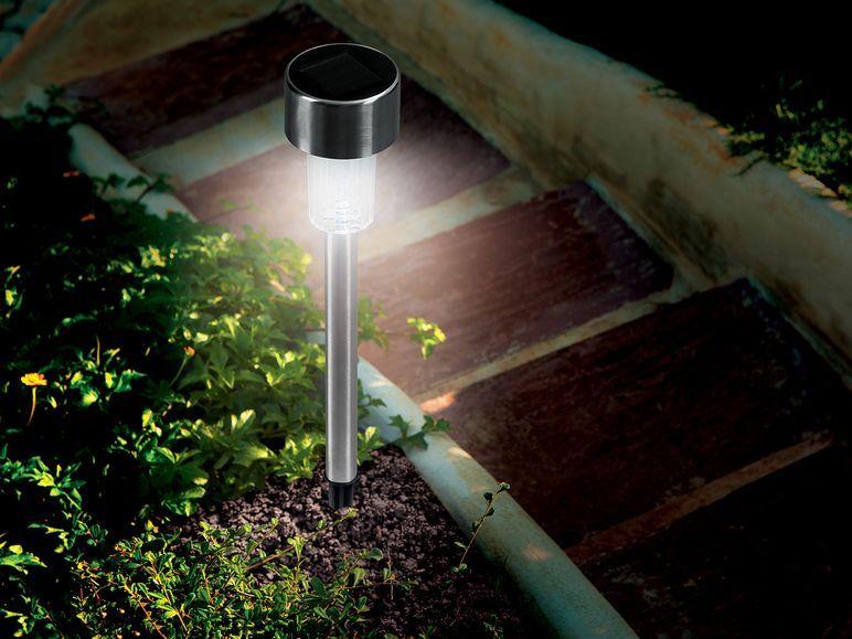 Lidl lidlonline solares LED España Juego de 5 lámparas AR54j3Lq