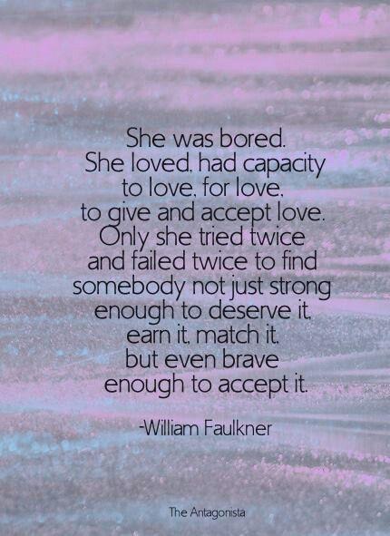 ♥ Faulkner
