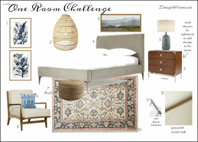 Pin On Blogger Home Projects We Love One room challenge week one