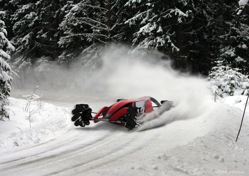 Mitsubishi MMR25 concept car snow explorer 2025
