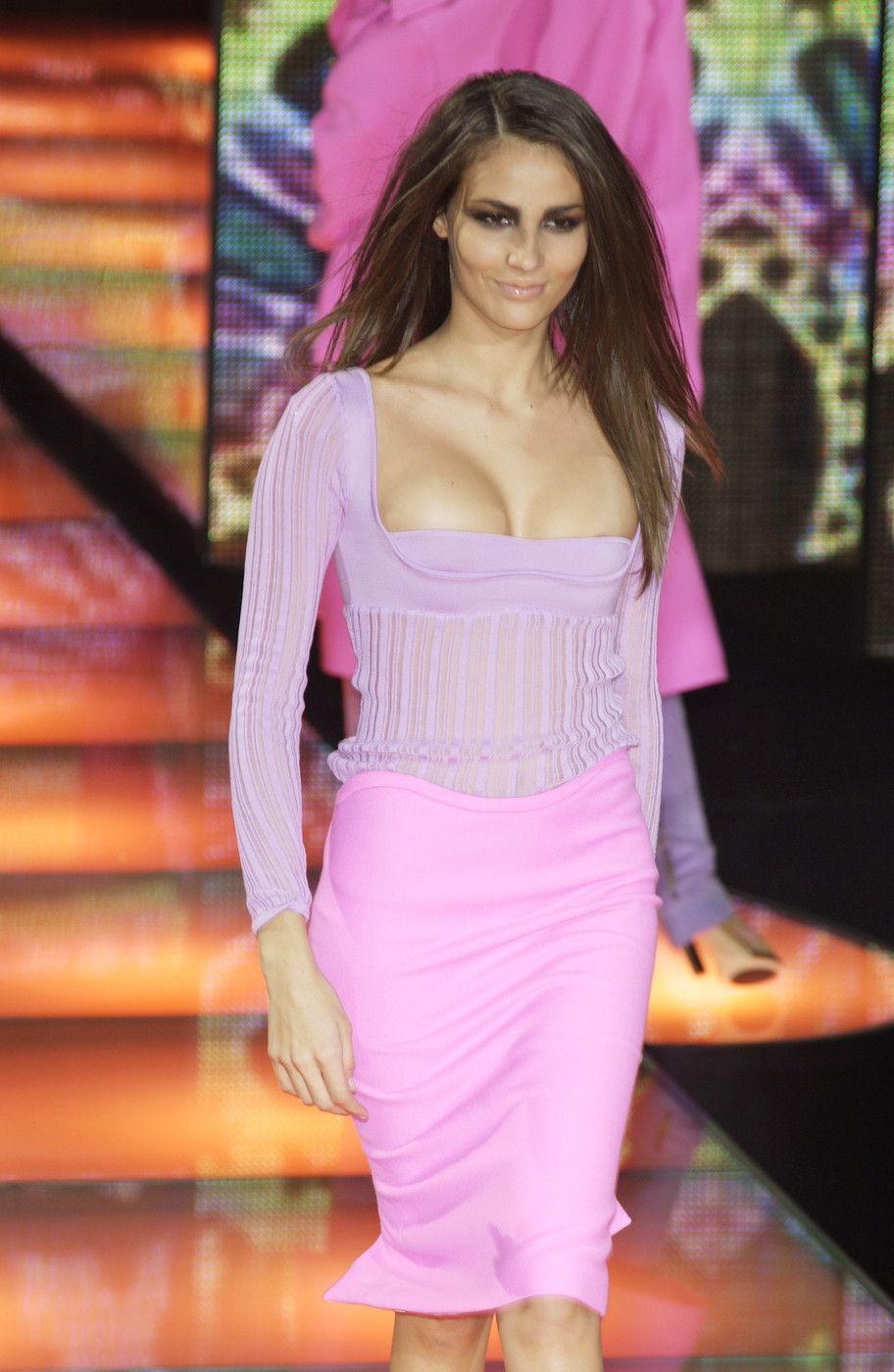 Versace at Milan Fashion Week Fall 2002