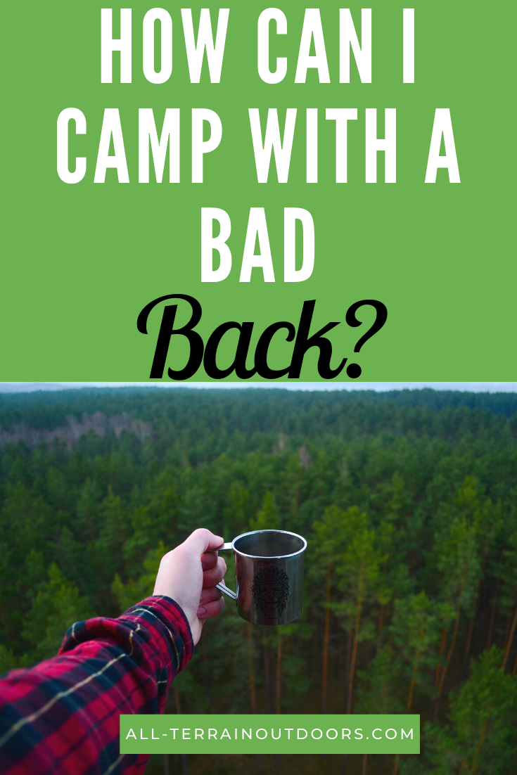 Best Camping Beds For Bad Backs Everything You Need To