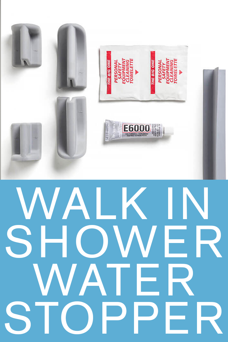 Water Stopper Walk In Shower Small Bathroom Walk In Shower No Door