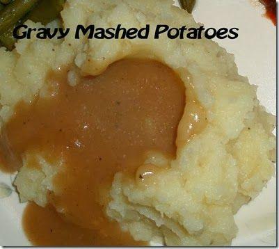 Favorite Thanksgiving Recipes - homemade mashed potato ...