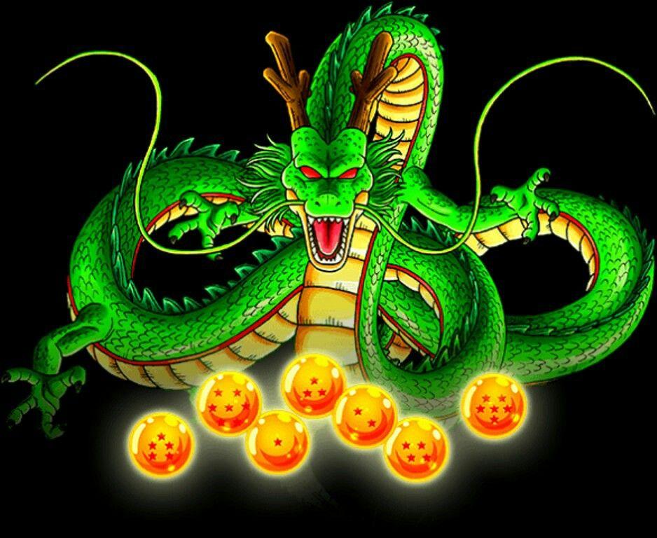 Shenlong e as 7 Esferas do Dragão