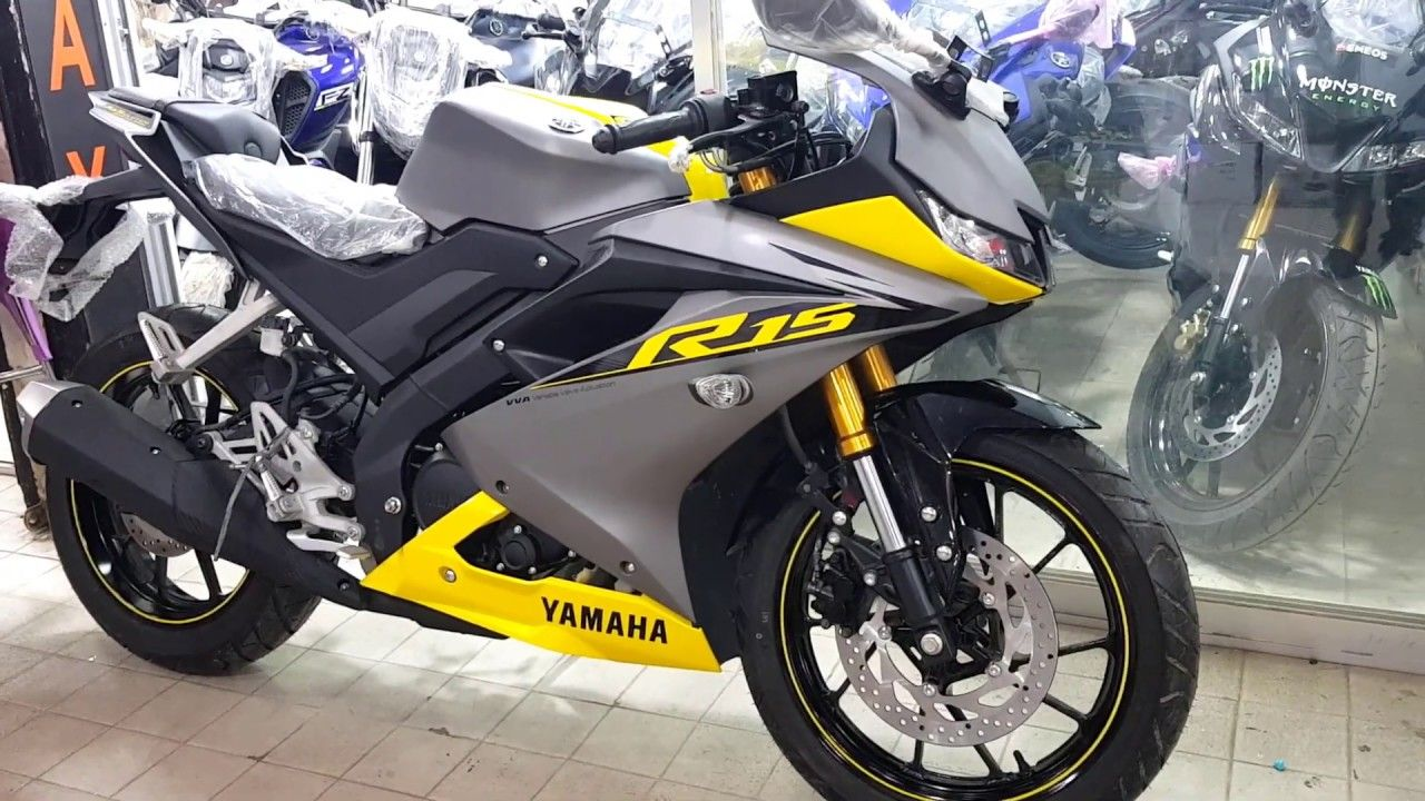 New Yamaha R15 V3 Dd New Classic Look Specs Features Price