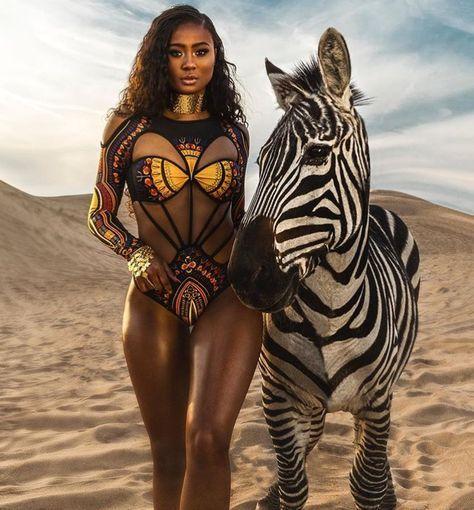 μαύρες γυναίκες pirn