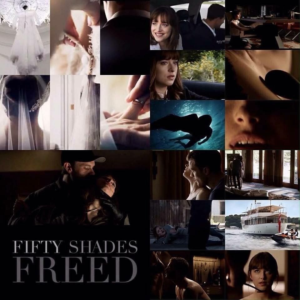 Fifty shades freed the movie me pinterest fifty