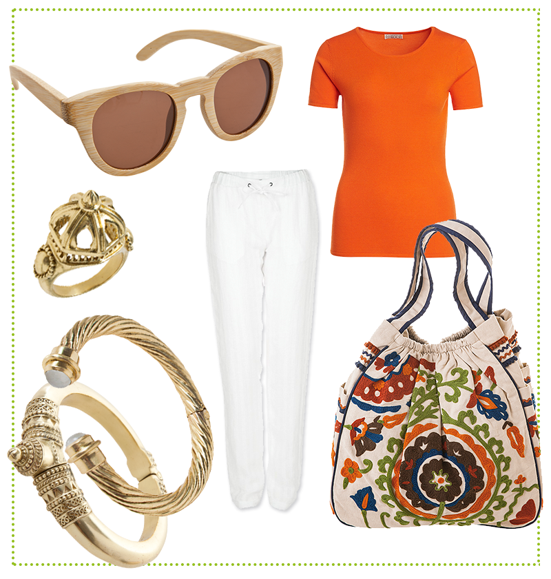 Orange summer essential - #bevonboch