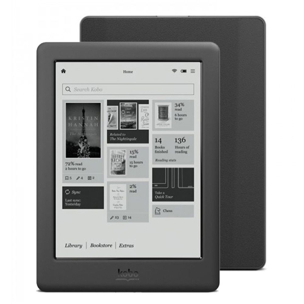Cheap электронная книга Buy Directly From China Suppliers 6 дюймов Kobo Touch 2 0 N587 Kobo Aura 1024x758 N514 E Ink Peal экран 4 Kobo Ereader Kobo Ereader