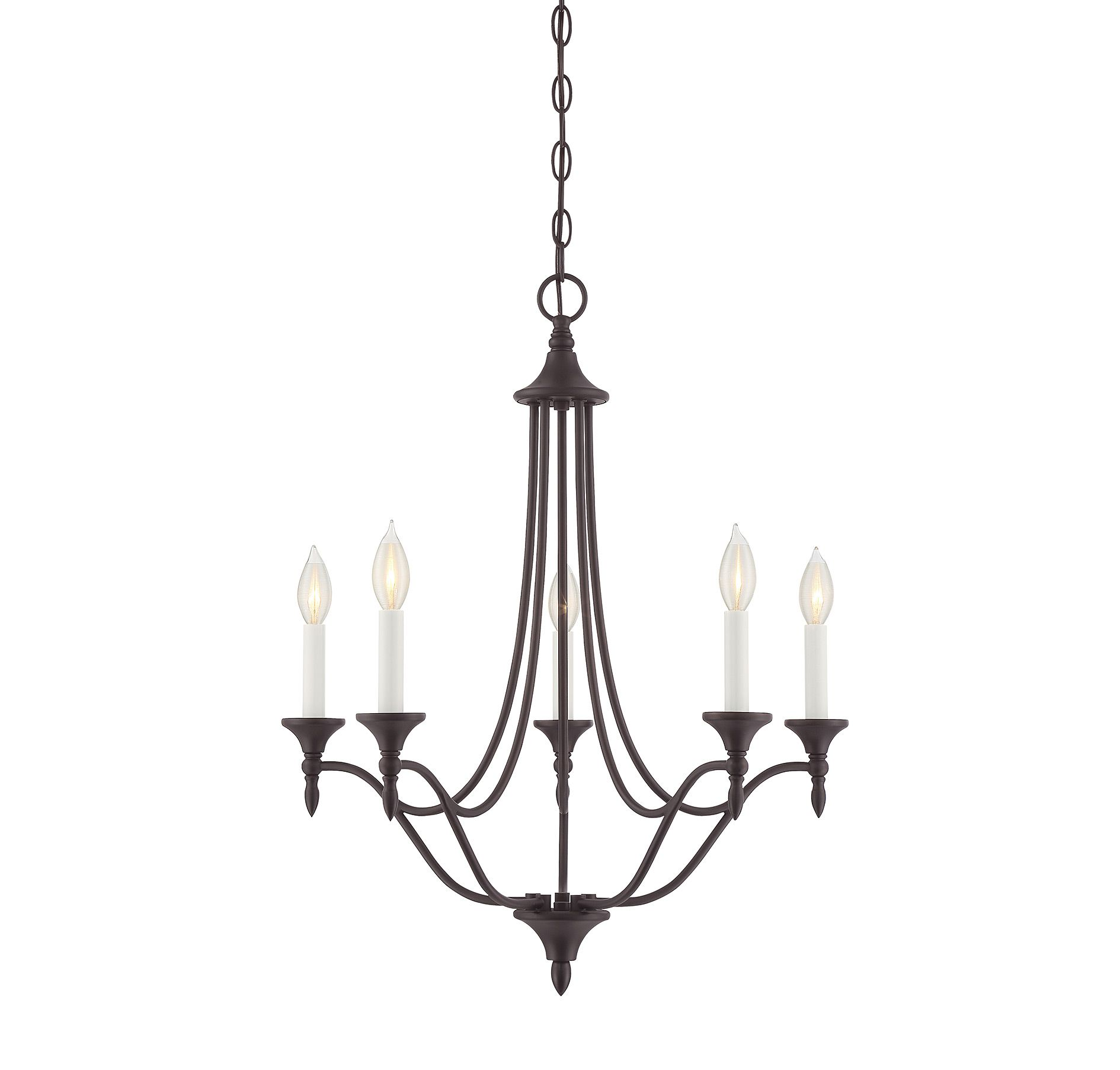 Herndon 5 Light Chandelier Chandeliers Products