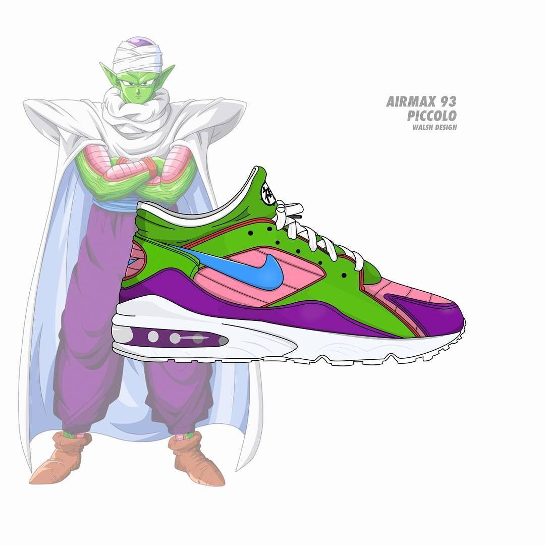 best website 49df9 420b0 Voilà à quoi pourrait ressembler une collaboration Nike x Dragon Ball Z   GOLEM13.FR