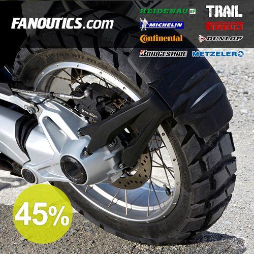 Promo neumáticos TRAIL www.fanoutics.com
