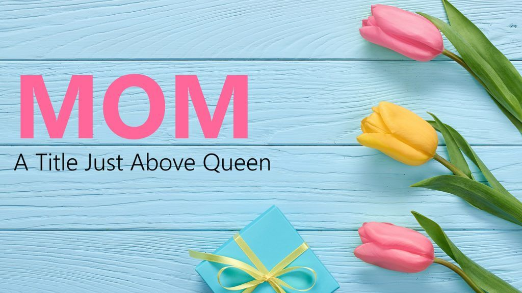 Free Mothers Day Powerpoint Templates For Digital Signage