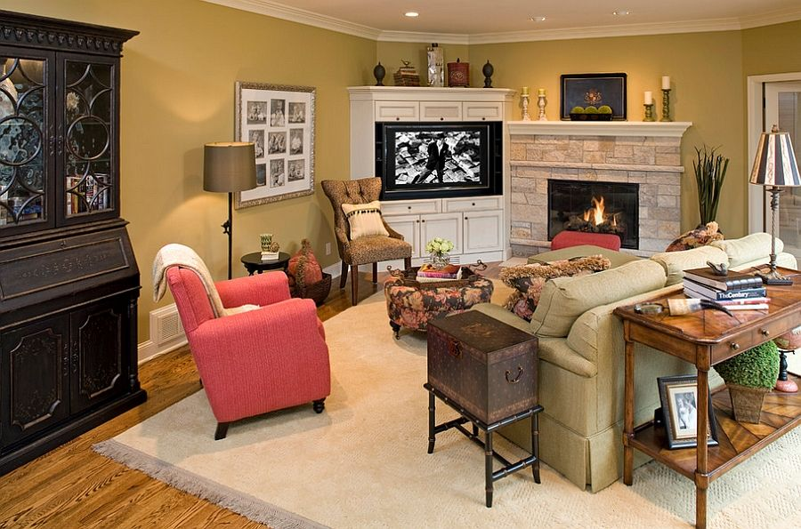 Living Room Corner Decorating Ideas Tips Space Conscious Solutions Living Room Corner Living Room Arrangements Livingroom Layout