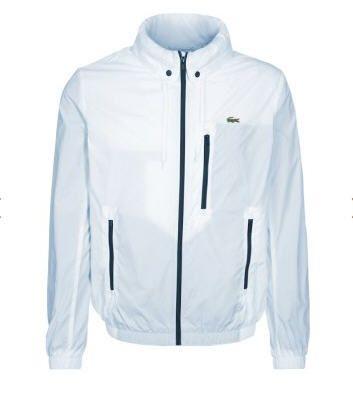 baa44a98b0 Lacoste Veste légère blanc | style | Nike jacket, Jackets et Lacoste