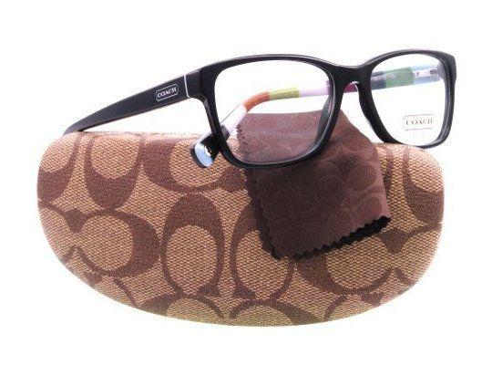 Coach 5002 Black Rim Eye Glasses | Glasses & Sun Glasses ...