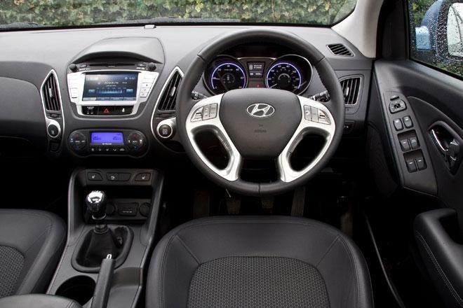 Hyundai Tucson 2014 Interior With Images Hyundai Tucson