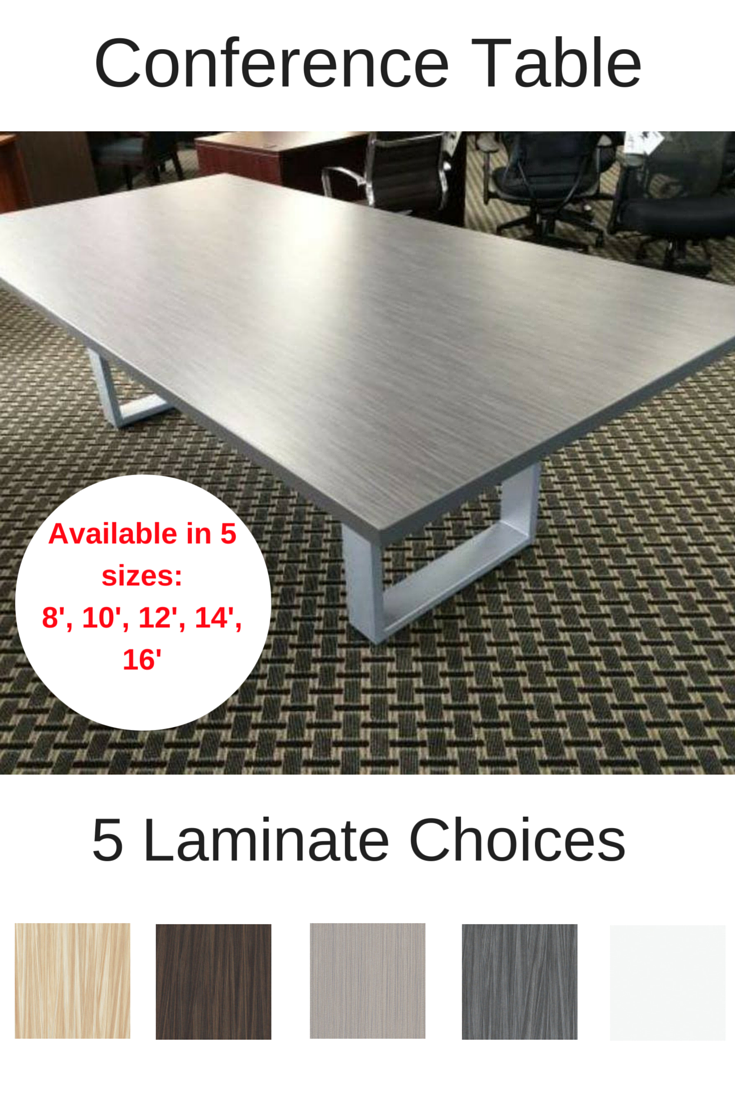 Conference Table Option 10 Yr Warranty Available In 8 10 12 14 16 8 Ft 10 Ft 12 Ft Conference Table Custom Conference Table Conference Table For Sale