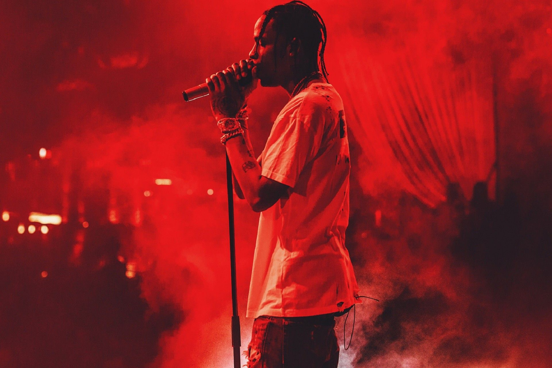 Travis Scott Wallpapers (67+ pictures) Travis scott