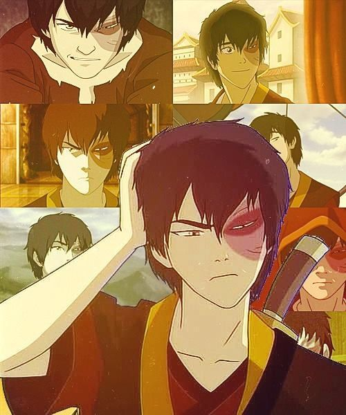 Zuko. If you were real, I would marry you,seriously I would.
