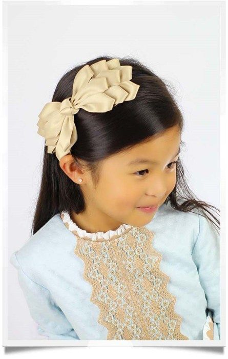 Triple Bow Headband by Republic of Pigtails – ADDSHOP.NET
