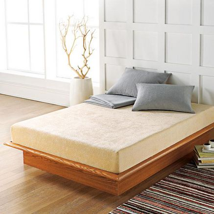 Platform Bed - Sears | Sears Canada | Chad can make that! | Pinterest