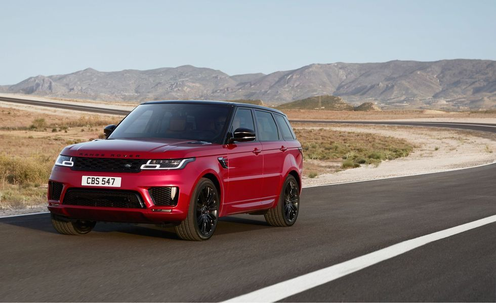 2019 Range Rover Sport Review, Pricing, and Specs Range