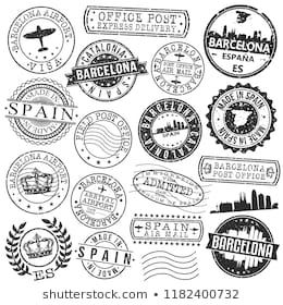 Illustrations Clip Art Images Pictures Photos Illustrations Clip Art Photographs Shutterstock Travel Stamp Travel Stickers Printable Passport Stamps