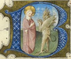 God en de duivel, Ms. 87 fol. 32v