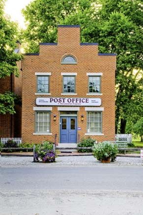 post office? IF ANYONE KNOWS WHERE THIS IS PLEASE COMMENT