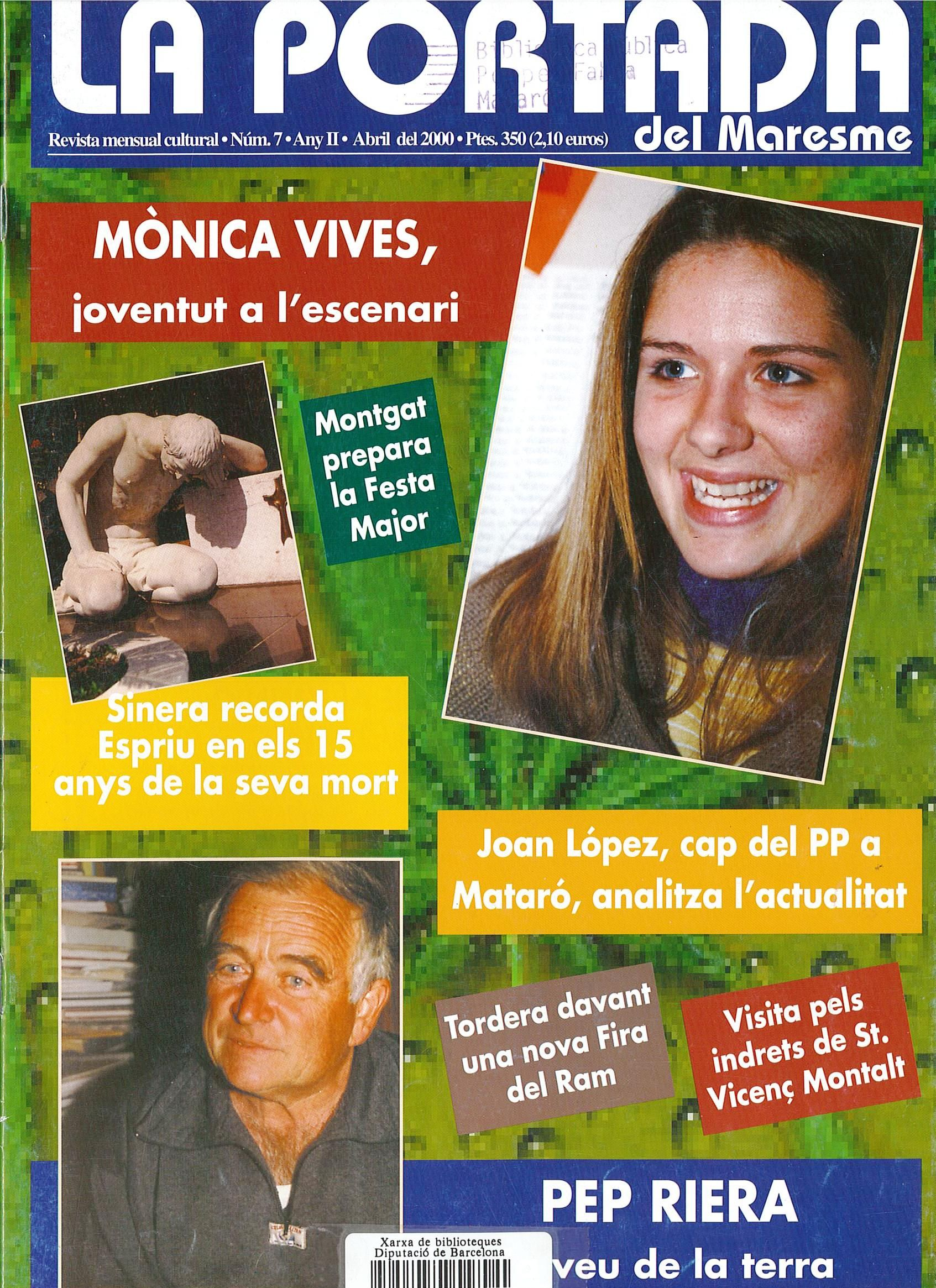 La portada del Maresme (1999-2003). Incompleta.
