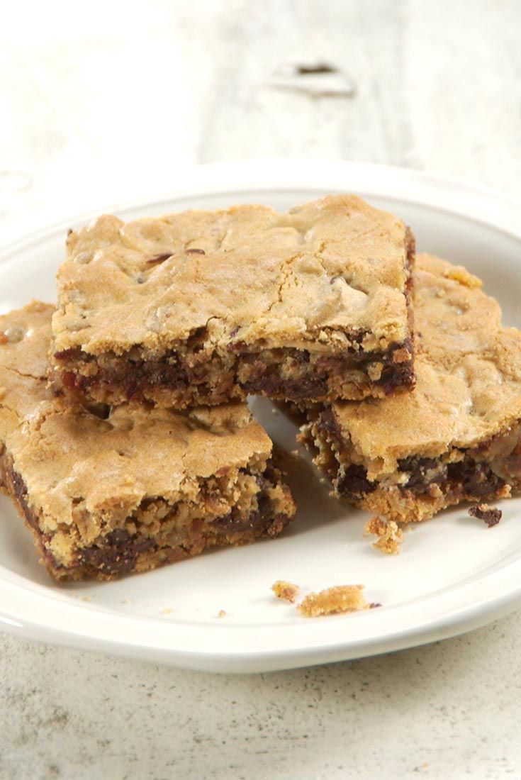 Granola Brownie Bars Recipe