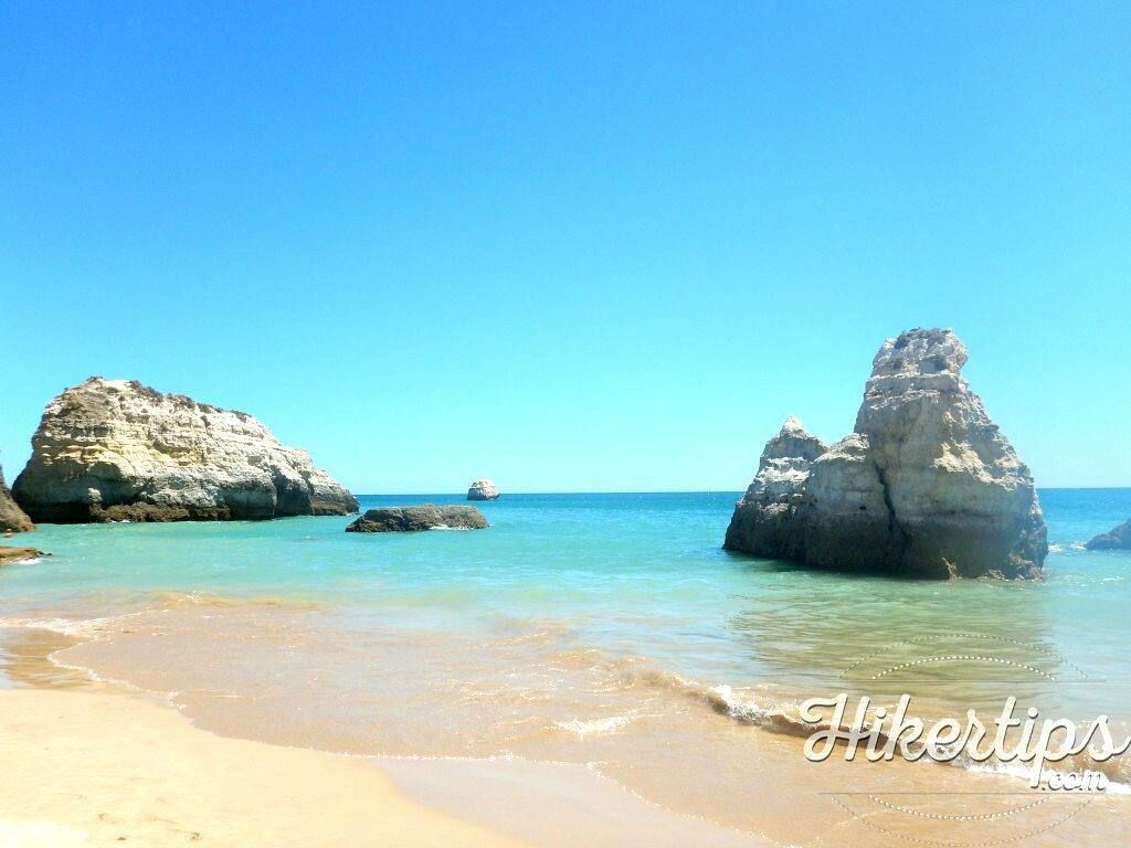 The Most Beautiful Beaches In Portimao Most Beautiful Beaches