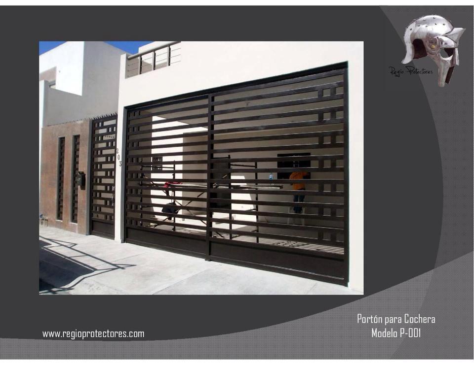 Tendencias en puertas de herreria 960 741 - Puertas de herreria ...