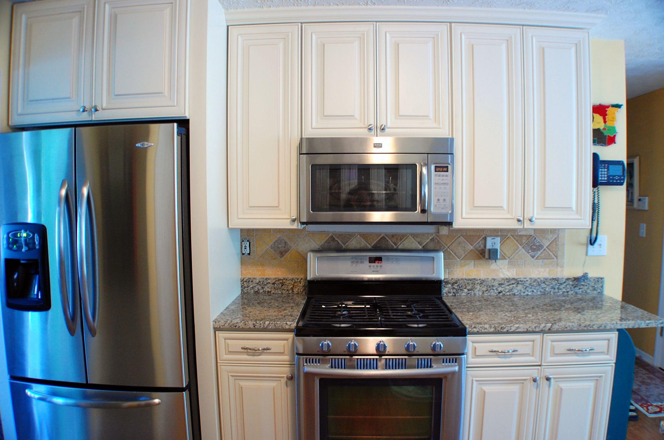 Mini Kühlschrank Mit Schrank : Über die kühlschrank schränke idea möbel kitchen cabinets