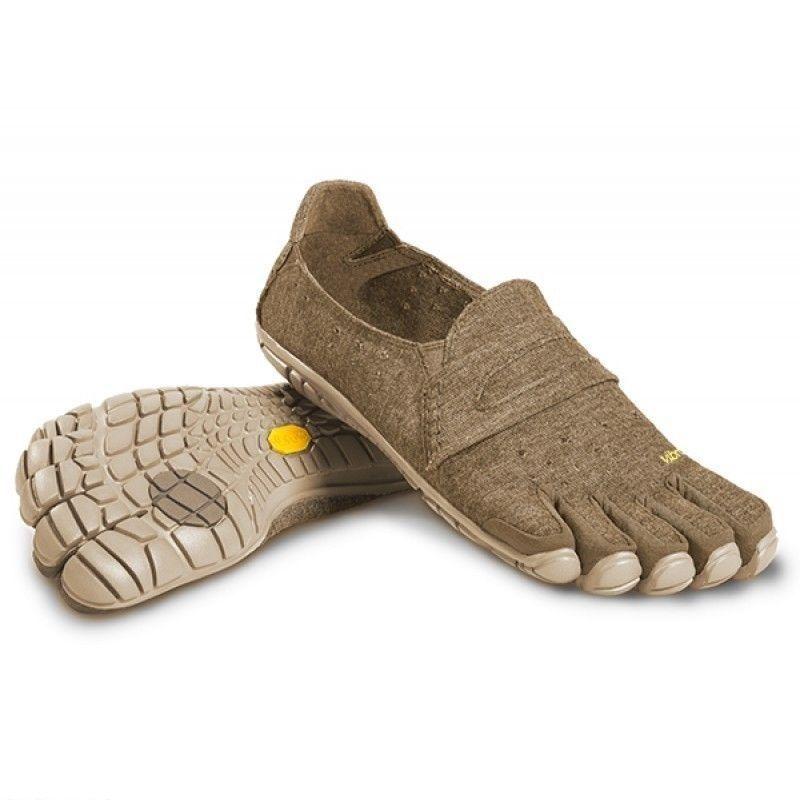 9bc7c94090f50e Vibram Fivefingers Cvt-Hemp Khaki Casual Shoe Mens Size 10 43 14M6201