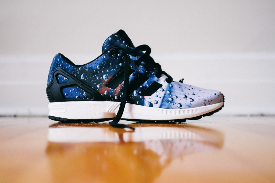 Adidas Zx Flux High Tops