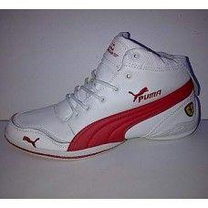 Salah Satu Model Baru Sepatu Puma Adalah Sepatu Puma Ferrary
