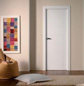 - Puertas lacadas blancas ...