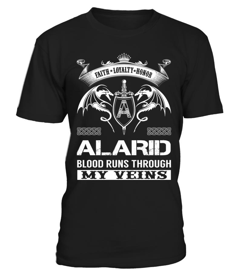 ALARID Blood Runs Through My Veins