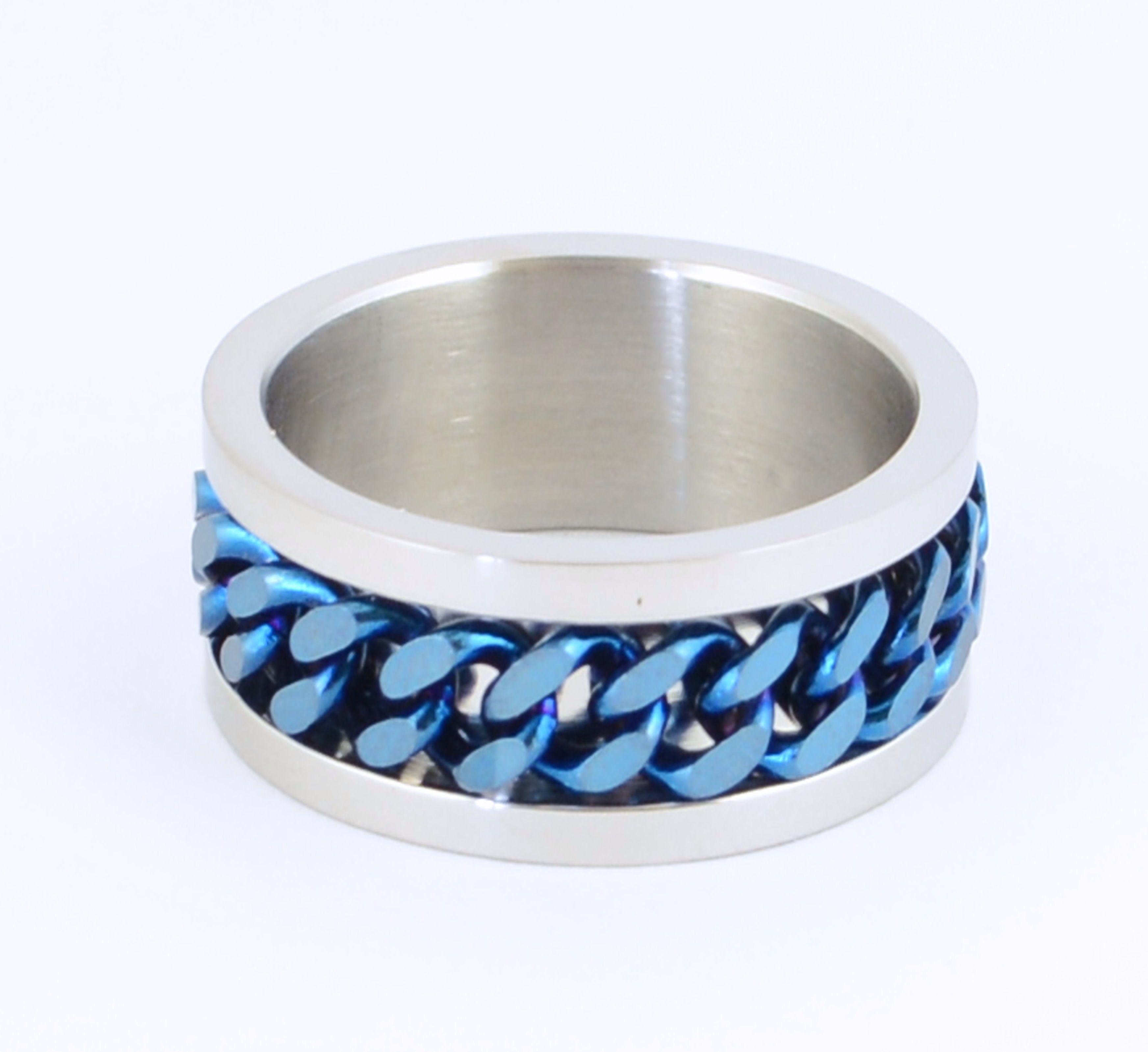 Diamond Cuban Ring
