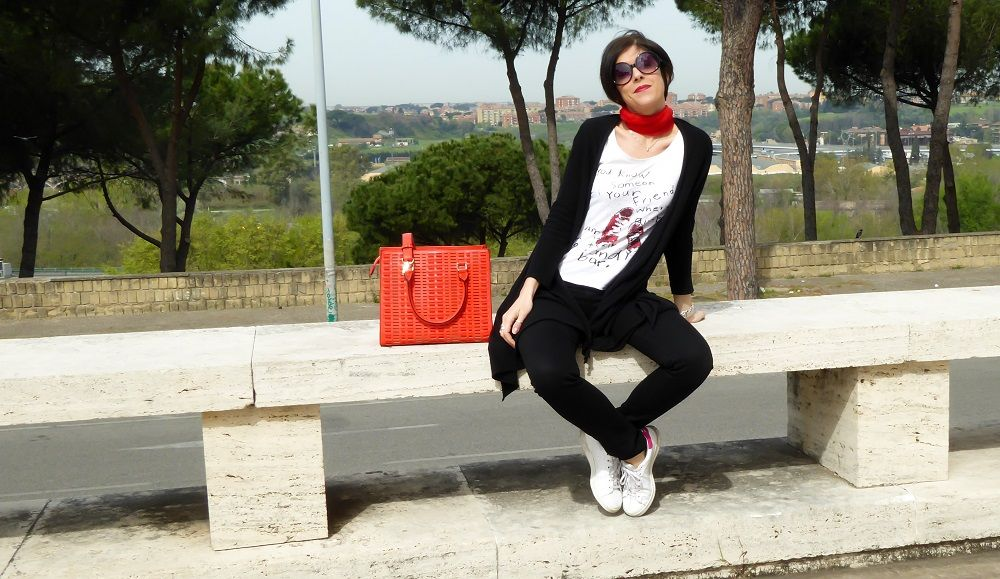 RED SHOES! | La Civetta Stilosa – Fashion blog by Francesca Magini