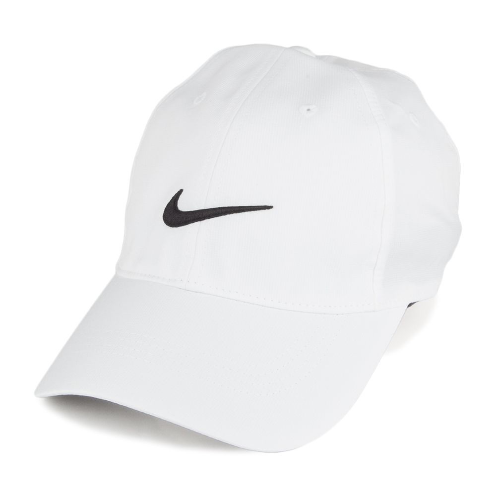 5e82cfd0a35 Nike Golf Hats Legacy 91 Tech Baseball Cap - White from Village Hats.