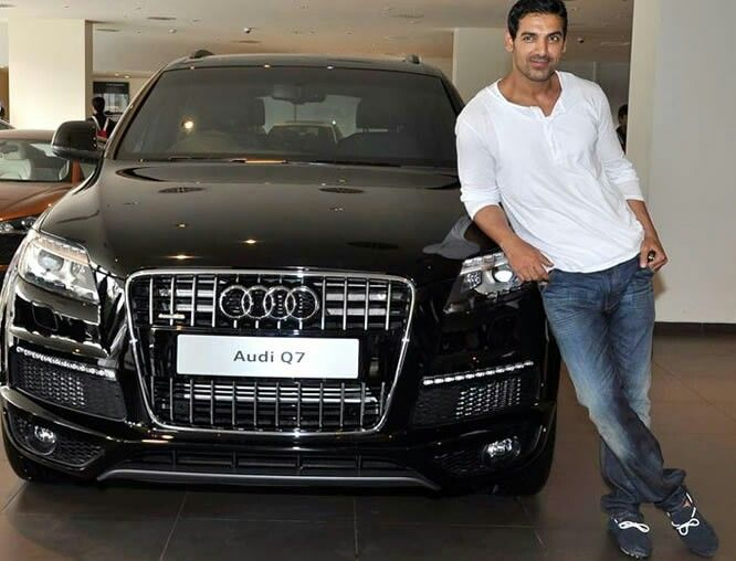 Pin By Indian Automobile Club A Unit Of Ssemoc Pvt Ltd On Audi Cars Audi Q7 Audi Bollywood Celebrities