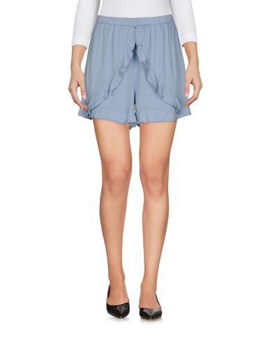 GLAMOROUS Women's Shorts Sky blue S INT