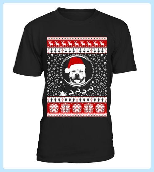 Merry Christmas Pit Bull (*Partner Link)