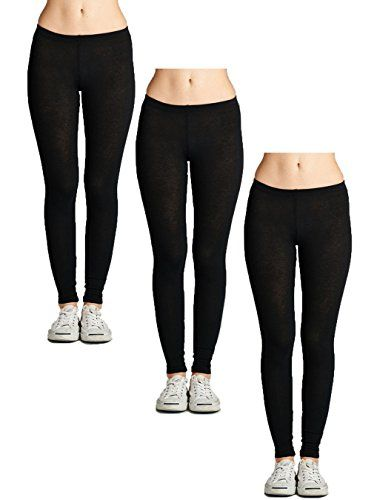 cb615c731e2 Swankness Premium Ultra Soft Leggings High Waist - Regular and Plus Size -  12 Colors by NYFC (Plus (12-24)
